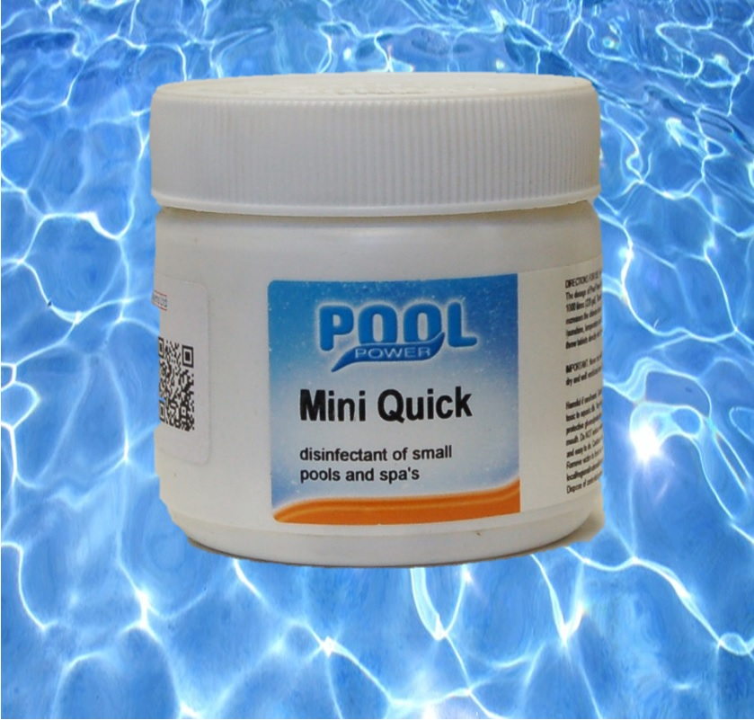 Mini Quick 2g Dichlor Fast Dissolving Chlorine Tablets Jak Water