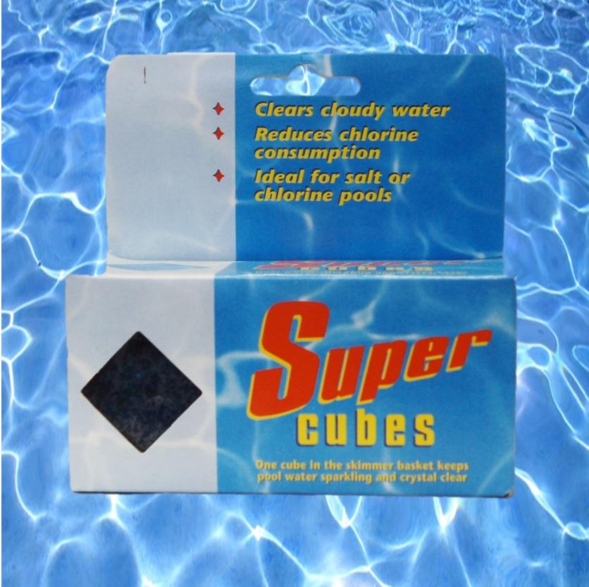 Super Cubes Gel Flocculant Cubes Jak Water