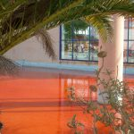 Aqua Couleur pool - Aqualloween (orange)