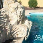 Aqua Couleur pool - Turquoise