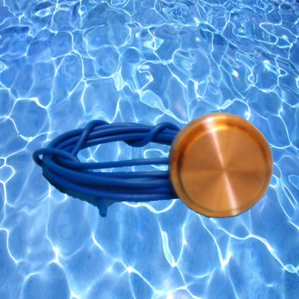 Copper electrode 22307 jak water for Copper electrodes for swimming pool