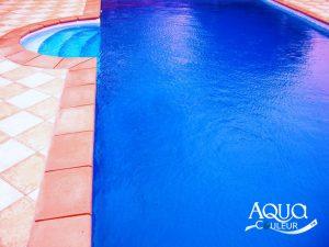 Deep Ocean Aqua Couleur