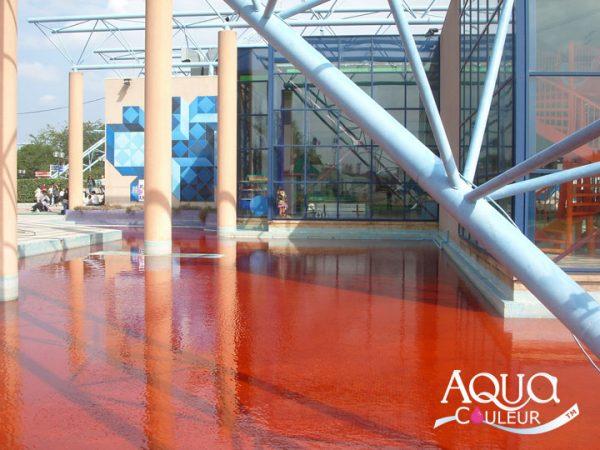 Aqualloween Aqua Couleur