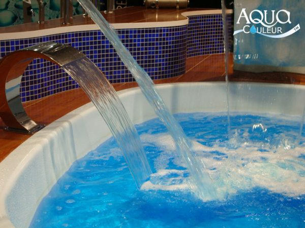 Lagoon Aqua Couleur