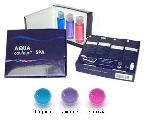 Aqua Couleur – SPA Kits (SUMMER SALE)