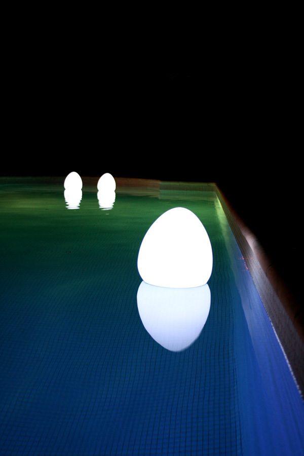 3 White Kakoon Lights