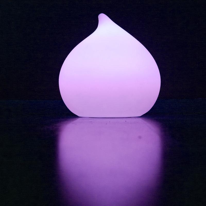 Purple Droop Light