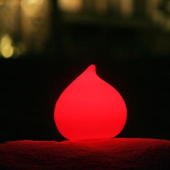 Droop Light Red